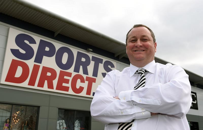 Sports Direct International : Ashley 'deeply apologetic' over coronavirus blunders