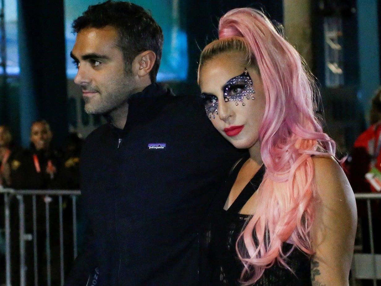 Lady Gaga called investor and tech CEO Michael Polansky the 'love of my life.' Here's a timeline of their relationship.