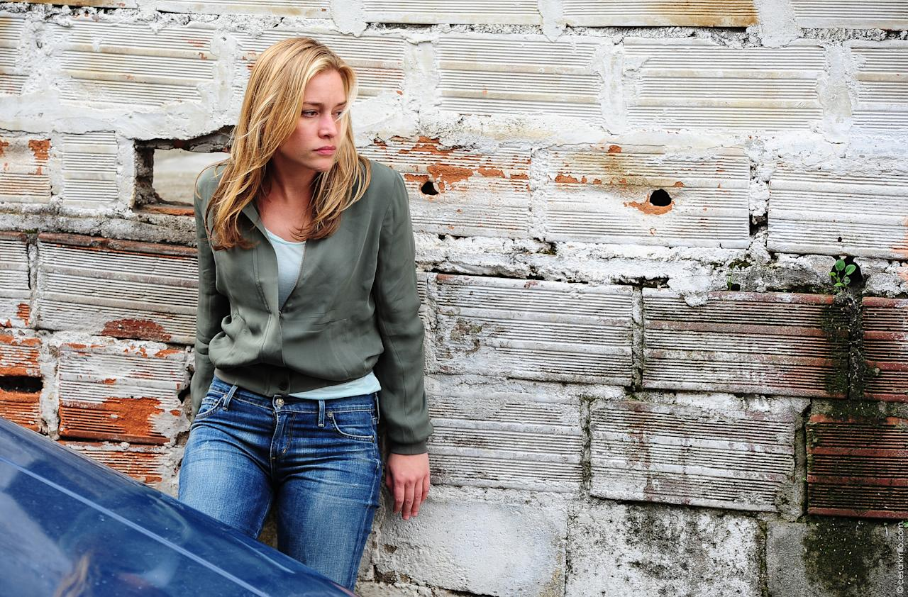 "Piper Perabo as Annie Walker in the ""Covert Affairs"" Season 4 premiere, ""Vamos."""