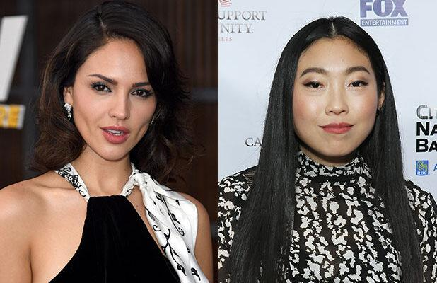 Awkwafina, Eiza Gonzalez on Why 'Paradise Hills' Is a Film Every Young Woman Should See
