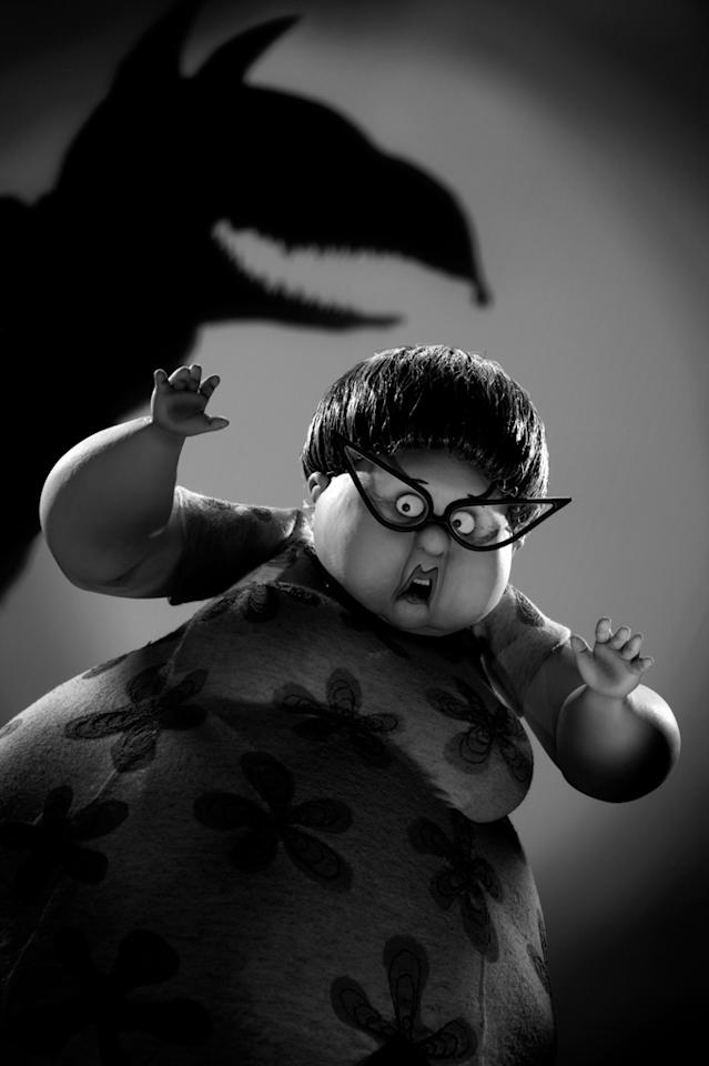 "Bob's Mom in Walt Disney Pictures' ""Frankenweenie"" - 2012"