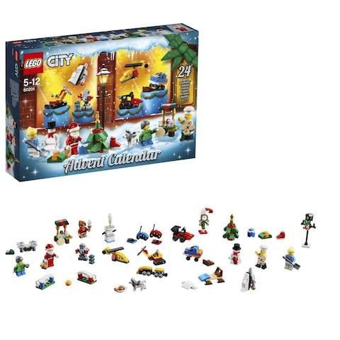 LEGO 60201 City Advent Calendar - Credit: Amazon