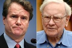 Buffett thanks BofA's CEO for $5.3 billion profit