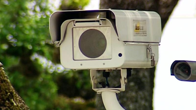 Red-light camera scam?