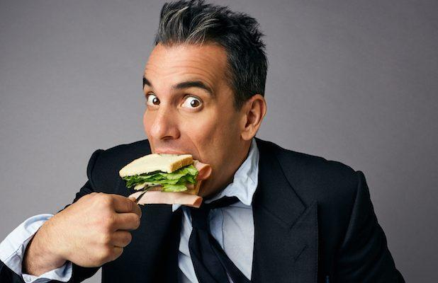 "The next MTV VMAs host is… Sebastian Maniscalco.The comedian and best-selling author announced his new role Tuesday night on the Tonight Show — at which point a large demographic of younger VMA-watchers collectively said…""Who?""""As soon as they announce the VMAs, three million teenagers are gonna search 'Who the hell is Sebastian Maniscalco?'"" he says in MTV's promo video for the awards show, which you can watch below.The awards show will take place on Monday, August 26 at the Prudential Center in Newark, New Jersey, and will broadcast live on MTV.Maniscalco, known for not being particularly up to date on pop-culture, is an interesting choice for the host slot. In the awards show promo video, he assumes Cardi B must be either ""a spice or a supplement"" and sounds really excited at the idea that Childish Gambino must be Italian like him.But Maniscalco insists that he grew up on MTV — ""Madonna! Prince!"" he says, listing artists of his day. ""Wham!""The Chicago native is one of many comedians to host the awards, following in the footsteps of Jimmy Fallon, Chris Rock, Chelsea Handler, Arsenio Hall, Russell Brand, and Kevin Hart, to name a few.To further familiarize yourself, check out his Netflix special ""Stay Hungry,"" and his best-selling book of the same title. He's also had four stand-up specials on Comedy Central.The 2019 VMA Awards air live on August 26 on MTV.Read original story Sebastian Maniscalco Set to Host 2019 VMAs on MTV – But Who Is He Anyway? At TheWrap"