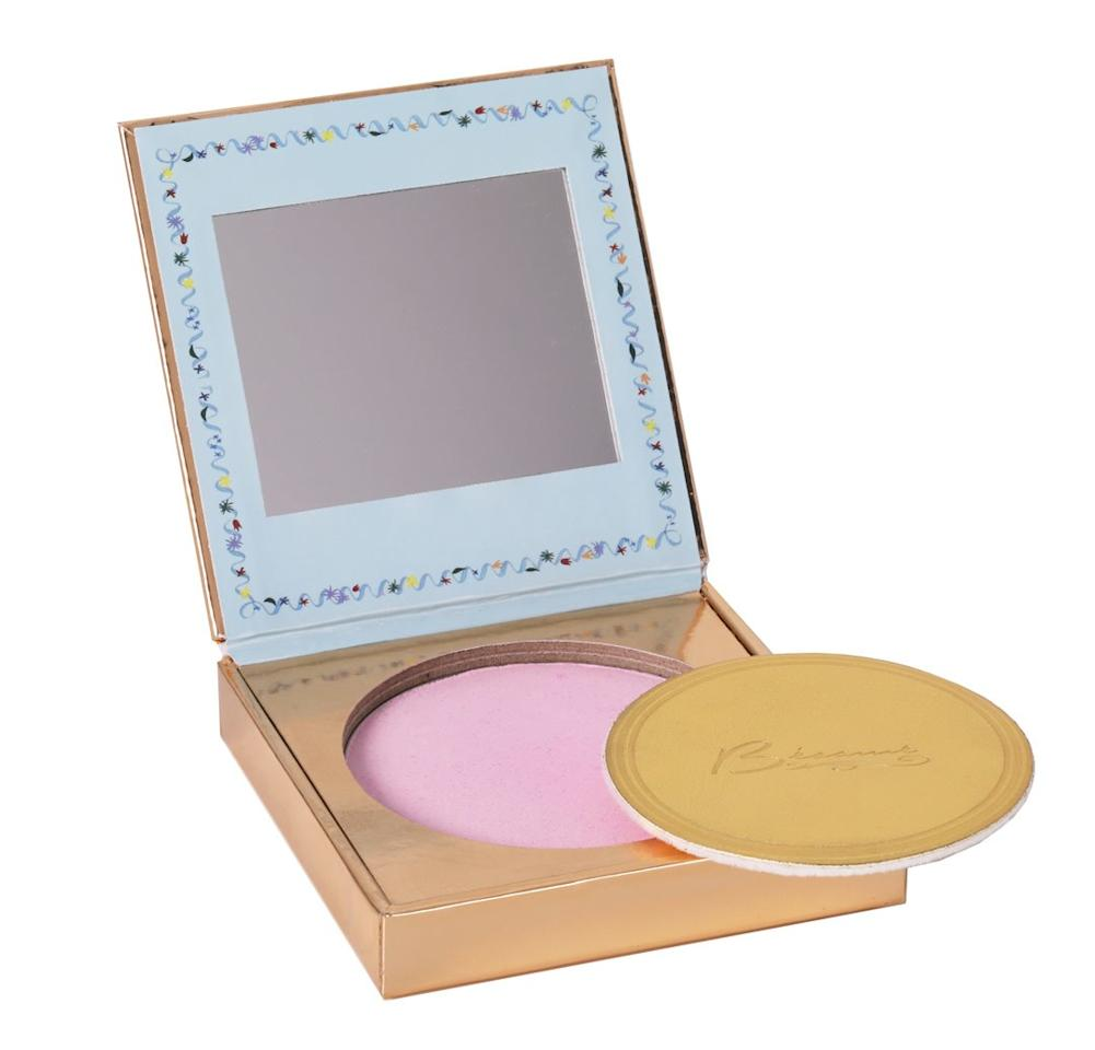 "<p>Though this powder appears pink on the surface, it applies translucently to the skin and sets any kind of makeup for all-day or all-night wear. Inspired by the princess's devastating beauty, Aurora's Translucent Powder also features a <a href=""https://besamecosmetics.com/collections/sleeping-beauty/products/aurorastranslucentpowder"" rel=""nofollow"">rare illustration</a> from a 1959 coloring book on the front of its packaging.</p> <p><strong>$18</strong> (<a href=""https://besamecosmetics.com/collections/sleeping-beauty/products/aurorastranslucentpowder"" rel=""nofollow"">Shop Now</a>)</p>"