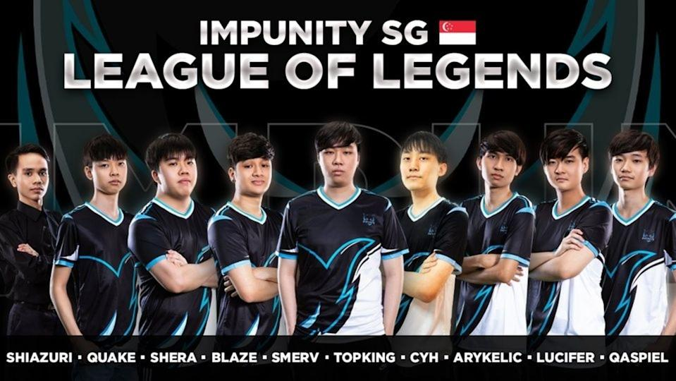(Photo: Impunity Esports Facebook)