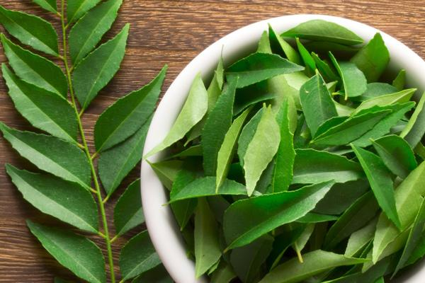 Curry Leaves For Weight Lose