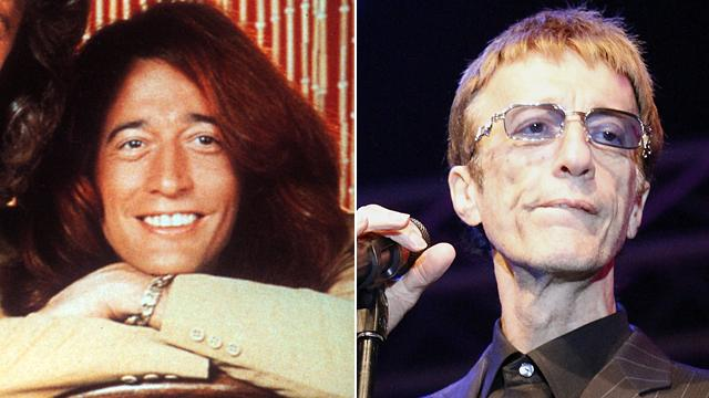 Bee Gee Robin Gibb Dead at 62
