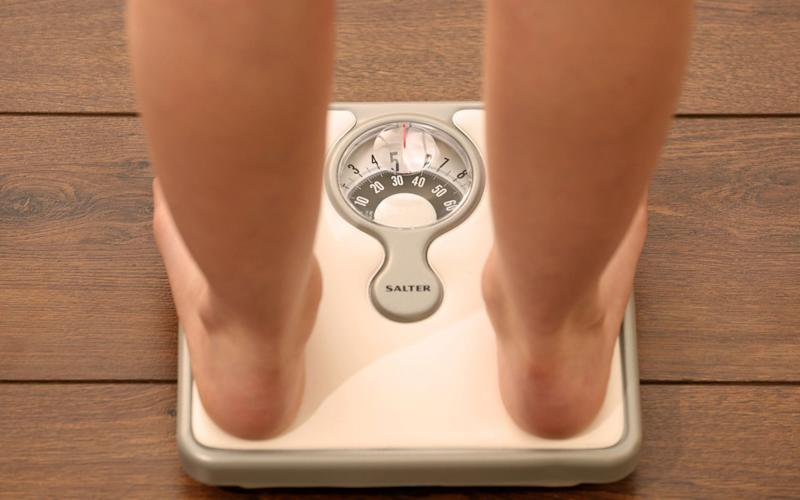 The government has drawn up plans to tackle childhood obesity - PA