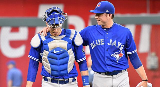 Blue Jays rookies Ryan Borucki and Danny Jansen have formed a bond that goes beyond baseball.