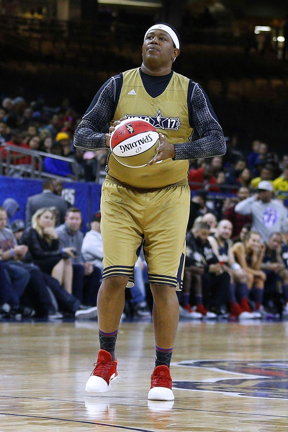 """<p>Before his successful rapping career, Master P attended the University of Houston on an athletic scholarship. He played on the <a href=""""https://www.complex.com/sports/2015/08/master-p-nba-career-oral-history"""" rel=""""nofollow noopener"""" target=""""_blank"""" data-ylk=""""slk:college's basketball team until a knee injury"""" class=""""link rapid-noclick-resp"""">college's basketball team until a knee injury</a> caused him to end his promising career. </p>"""