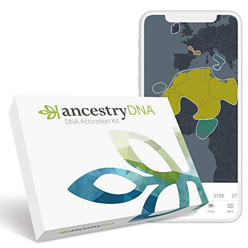 AncestryDNA: Genetic Ethnicity Test, Ethnicity Estimate, AncestryDNA Test Kit, Health and Personal Care (Amazon / Amazon)