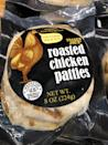 <p>Found in the fridge section, these are fully cooked and ready to eat. </p>