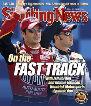 Sporting News Scrapping Print, Going Digital