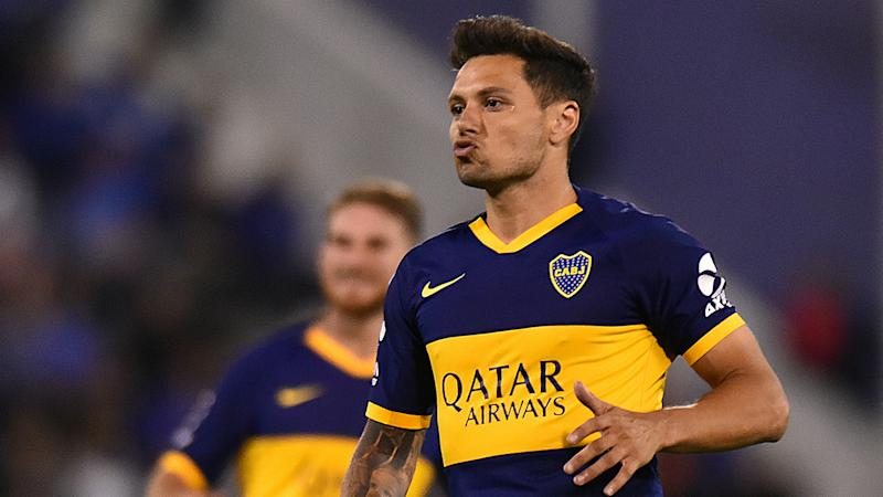 Mauro Zarate Velez Boca Superliga 10112019