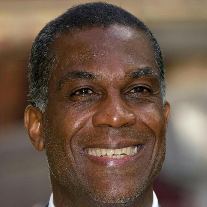 West Indies fast bowling great Michael Holding