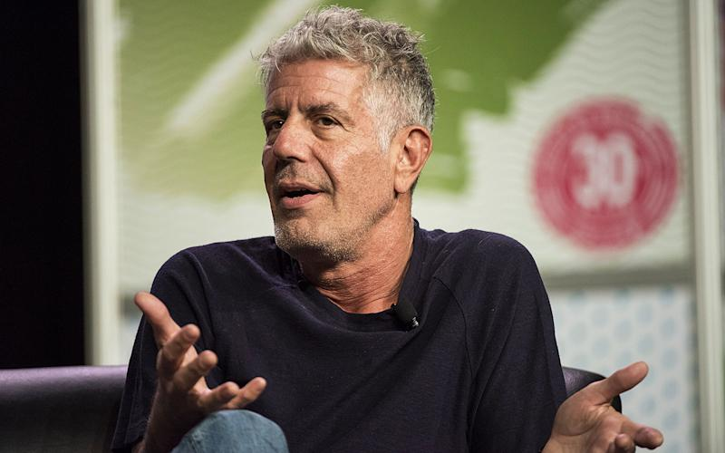 Even More Anthony Bourdain Programming Is Coming