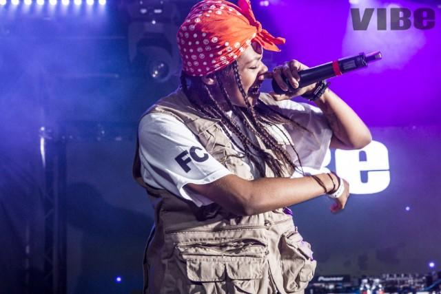 Kodie Shane Performs At VIBE and Mazda's SXSW 2017 Epic Records Showcase At Empire