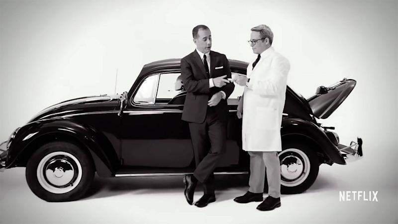 New Comedians In Cars Trailer