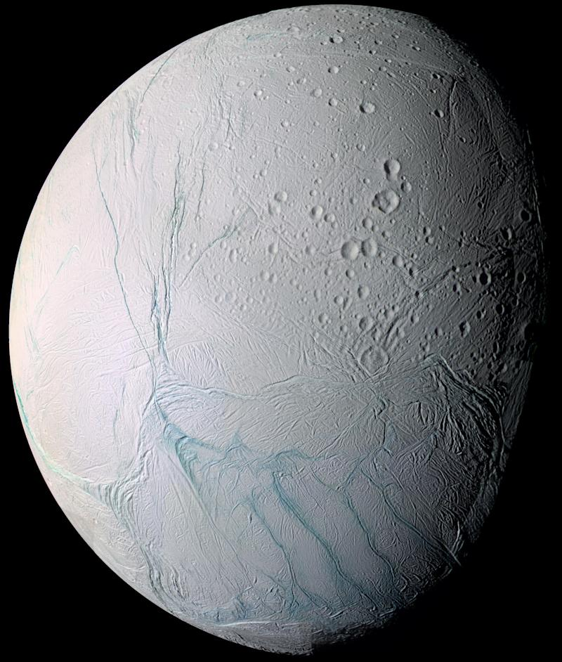 Saturn's moon Enceladus harbours chemical energy for life