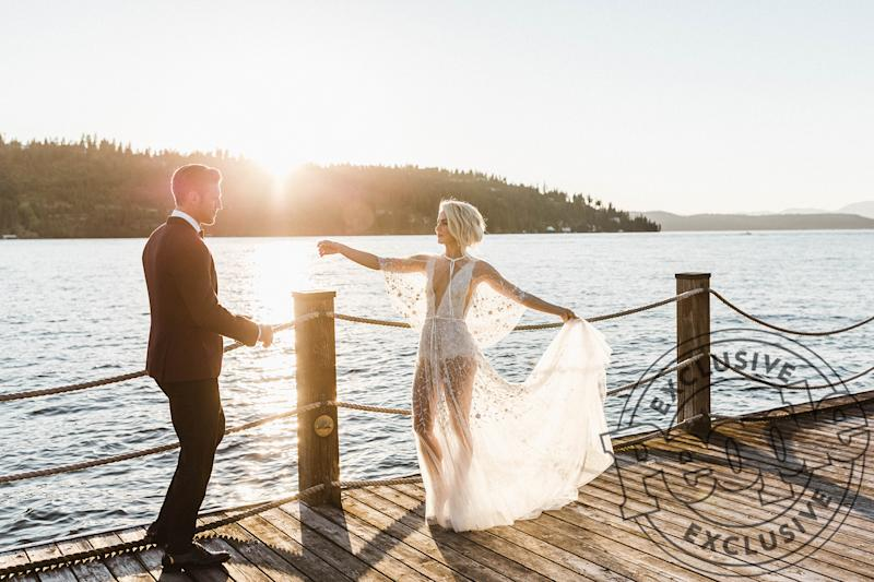 Inside Julianne Hough S Perfect Wedding To Brooks Laich