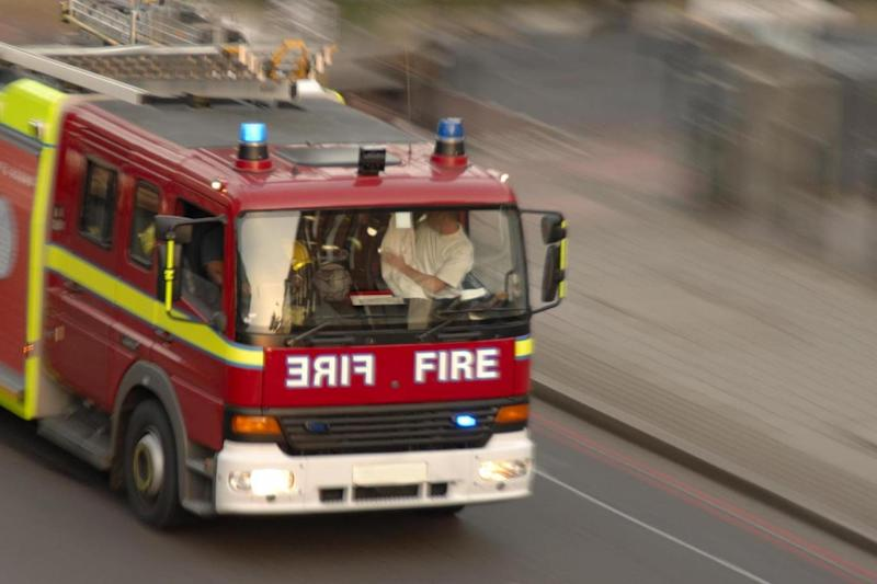 Four fire engines attended (Getty Images)