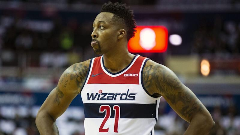 Washington Wizards trade Dwight Howard to Memphis Grizzlies