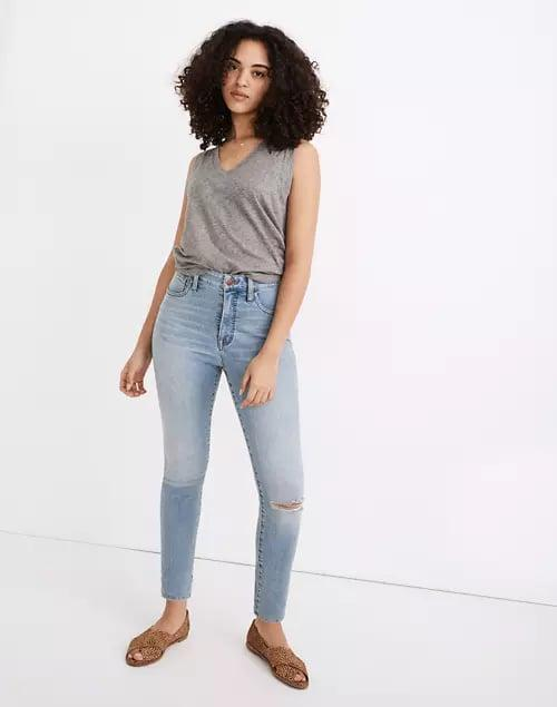 <p>These <span>Madewell Curvy Roadtripper Authentic Jeans</span> ($65, originally $80) are beloved by so many, and will keep you comfortable all day long.</p>