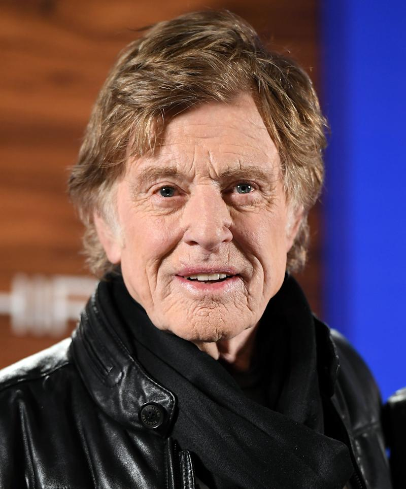 Robert Redford says he's retiring from acting, after a six-decade career. (Photo: ANGELA WEISS via Getty Images)