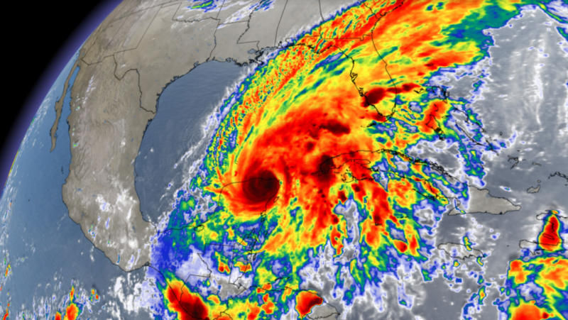 Gamma revving up near Mexico, could bring life-threatening floods, mudslides