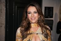"""<p>In this holiday comedy starring <a class=""""link rapid-noclick-resp"""" href=""""https://www.popsugar.co.uk/Elizabeth-Hurley"""" rel=""""nofollow noopener"""" target=""""_blank"""" data-ylk=""""slk:Elizabeth Hurley"""">Elizabeth Hurley</a> and Kelsey Grammer, four quarreling sisters retreat to their lavish family estate for Christmas, where a surprise guest is waiting to crash all their holiday fun. Hint, hint: it's their long-lost father.</p> <p><strong>When it's available:</strong> Nov. 7</p>"""
