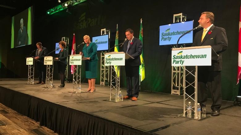 2nd ballot spot could be key to victory for Sask. Party race: experts