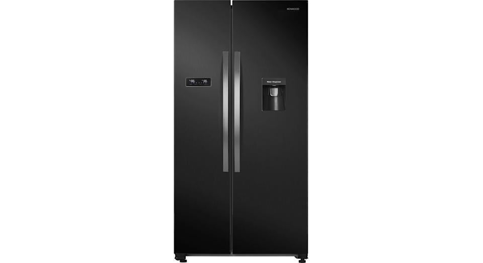 KENWOOD KSBSDB19 American-Style Fridge Freezer