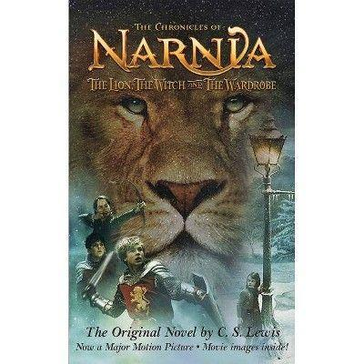 "<p>target.com</p><p><strong>$7.99</strong></p><p><a href=""https://www.target.com/p/the-lion-the-witch-and-the-wardrobe-the-chronicles-of-narnia-paperback/-/A-11743668"" rel=""nofollow noopener"" target=""_blank"" data-ylk=""slk:Shop Now"" class=""link rapid-noclick-resp"">Shop Now</a></p><p>The story follows the Pevensie children as they discover a fictional world, full of talking lions, a war about to strike, and magic everywhere they go... all hidden inside a wardrobe. The book (and its subsequent novels) was adapted by Disney into a 2005 film. </p>"