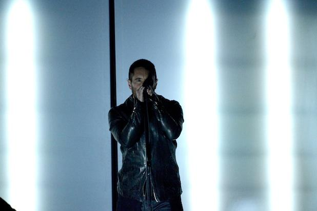 Grammys, Trent Reznor Says 'F–k You' for Cutting Off His Performance (Video)