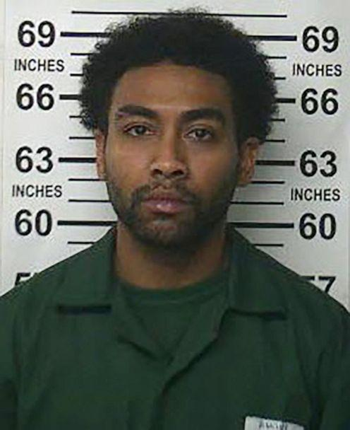 PHOTO: Travis Simon is seen in this undated booking photo. (New York State Department of Corrections and Community Supervision)