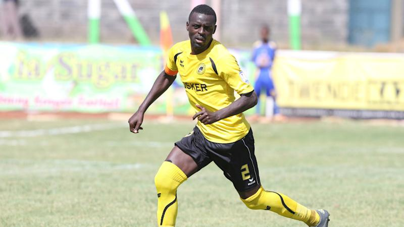 Situma: Tusker FC will not give up in defending title