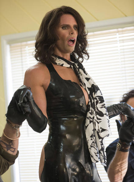 SONS OF ANARCHY Orca Shrugged -- Episode 505 (Airs Tuesday, October 9, 10:00 pm e/p) -- Pictured: Walton Goggins as Venus Van Dam -- CR: Prashant Gupta/FX
