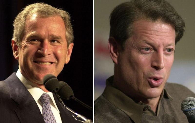 Failure is no foreign concept to former US Vice President Al Gore, who was famously defeated by George W. Bush in the 2000 US Presidential election. Source: Getty