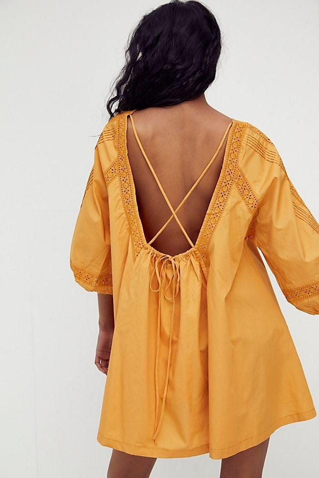 """<br><br><strong>Free People</strong> Only You Tunic, $, available at <a href=""""https://go.skimresources.com/?id=30283X879131&url=https%3A%2F%2Fwww.freepeople.com%2Fshop%2Fonly-you-tunic%2F%3Fcolor%3D020%26type%3DREGULAR%26quantity%3D1"""" rel=""""nofollow noopener"""" target=""""_blank"""" data-ylk=""""slk:Free People"""" class=""""link rapid-noclick-resp"""">Free People</a>"""