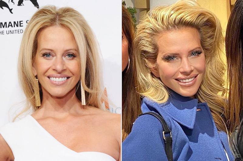 RHONJ Alum Dina Manzo on Her 'New Nose': I Had 'a Few Tweaks'