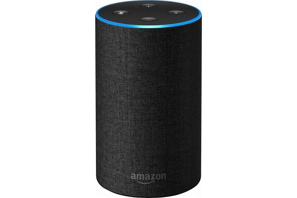 Amazon Echo has all of the answers in this competition.