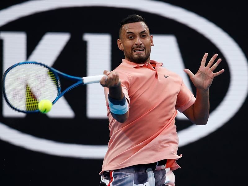 US Open : Nick Kyrgios renonce à cause du Covid-19