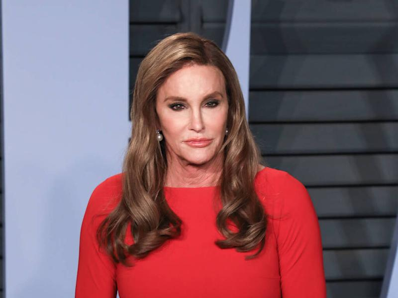 Caitlyn Jenner: 'I was never comfortable as a boy'