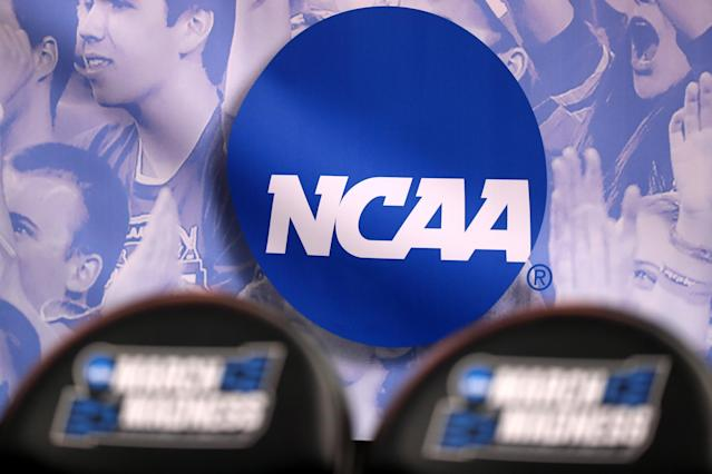 The NCAA once again showed how toothless it is with its ruling on UNC's academic fraud case. (Getty)