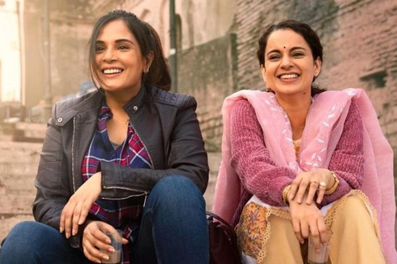 Richa Chadha's Response When Asked If She and Kangana Ranaut Got Along Well on Panga Sets