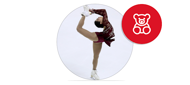 Mirai Nagasu (Photo: Getty Images/Quinn Lemmers for Yahoo Lifestyle)