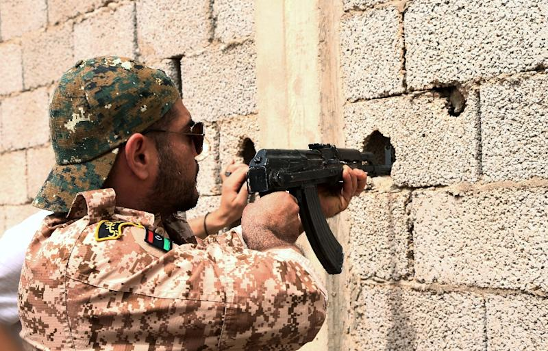 Libyan forces make gains against ISIL in Sirte