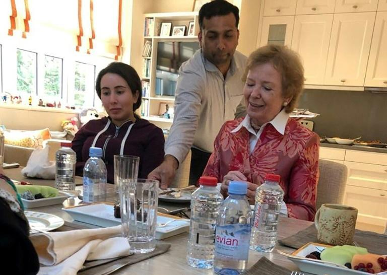 Latifa was not seen in public until images emerged in late 2018 of her in Dubai meeting the former UN human rights chief and former Irish president Mary Robinson